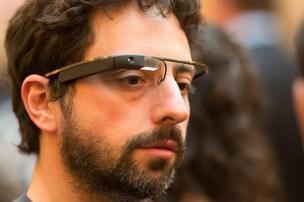 Google共同創業者 セルゲイ・ブリン氏 「Project Glass」