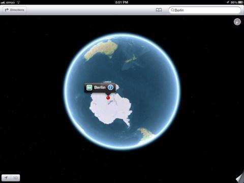 南極とベルリン