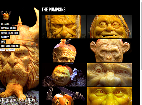 The Pumpkins - Villafane Studios