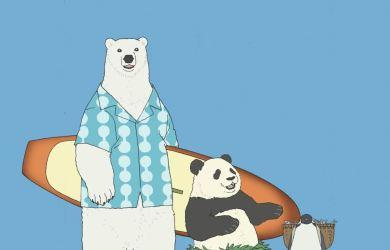 北極熊cafe典藏DVD