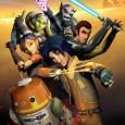 Disney Channel全新力作《星際大戰:反抗軍起義》即將於10月31日起震撼首播,這部動畫是2012年迪士尼收購盧卡斯後,雙方攜手共同推出的第一部作品。
