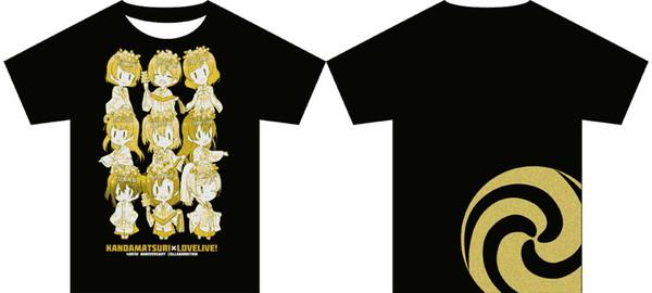 神田明神×ラブライブ! コラボTシャツ(神田祭Tシャツ)