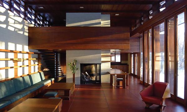 Frank Lloyd Wright Falling Water Wallpaper Crystal Bridges S Frank Lloyd Wright Home Artnet News