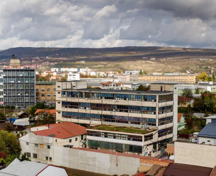 Fabrica de Pensule, Cluj. Courtesy Fabrica de Pensule