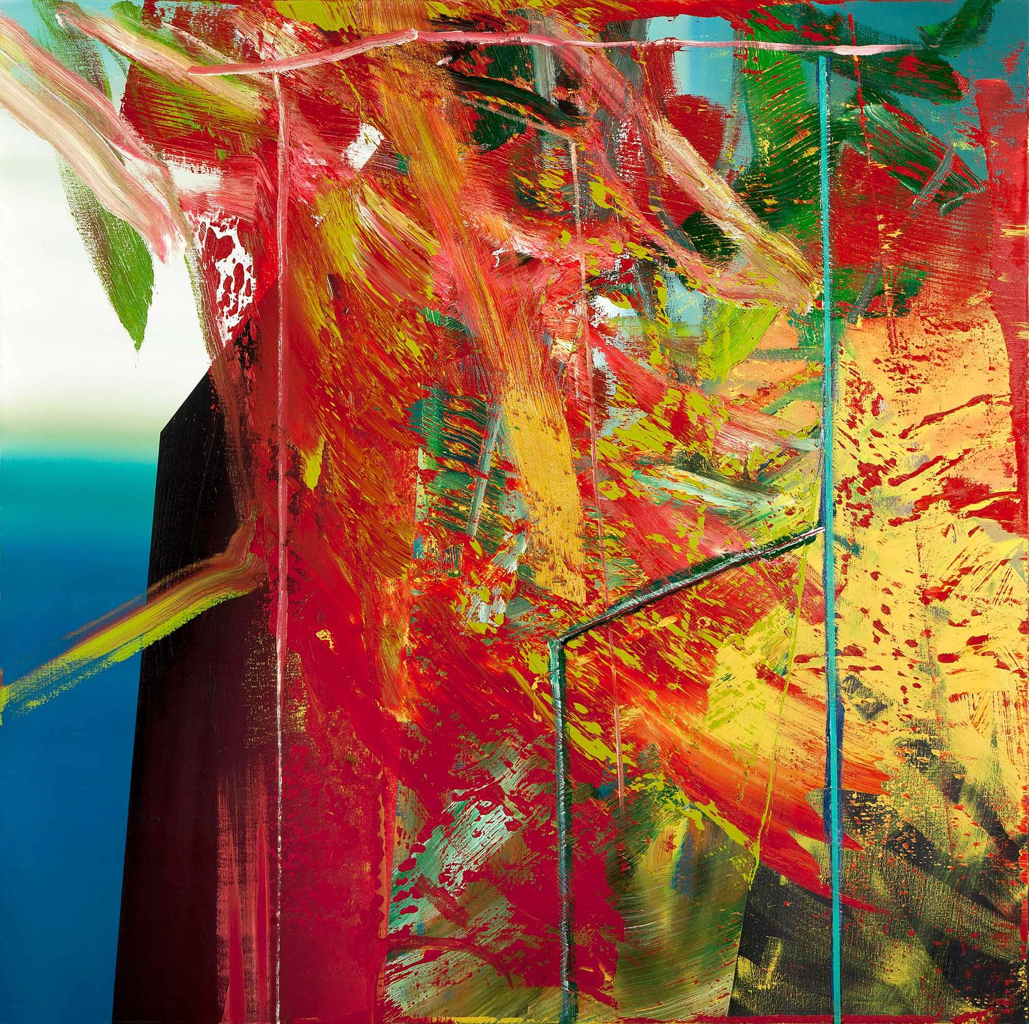 Abstrakte Bilder Gerhard Richter Phillips S 95 Million Gerhard Richter Exhibition Artnet News