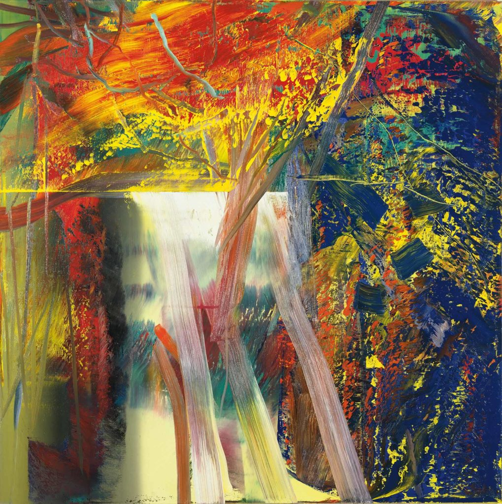 Abstrakte Bilder Gerhard Richter 8 Words Of Wisdom From Gerhard Richter On His Birthday