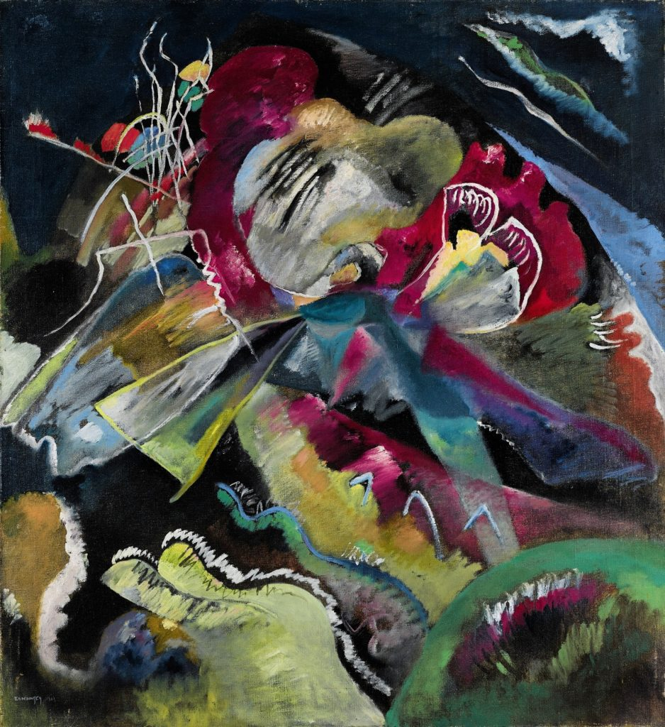 Art Bild Kandinsky S Record Is Broken Twice In One Night At Sotheby S 188m