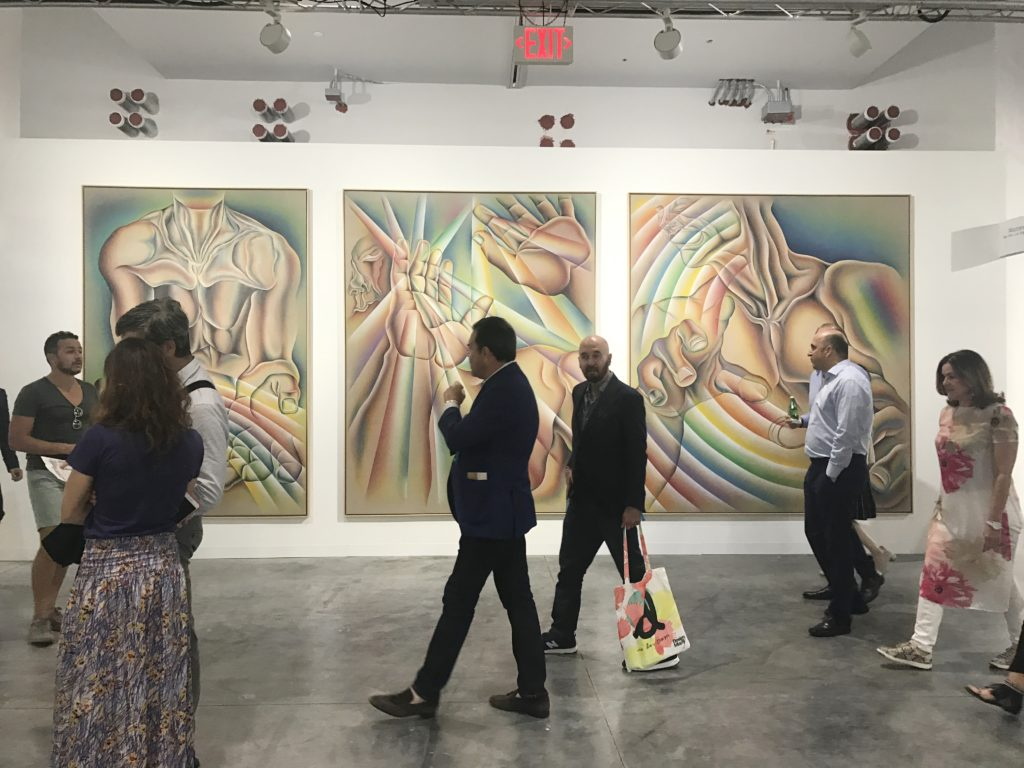 Art Gallery Artist The Rediscovery Backlash Has The Market For Overlooked Art