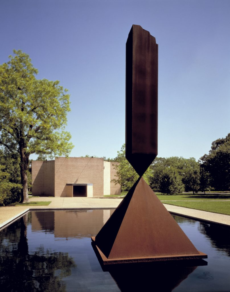 Arte Le Journal Junior Art Industry News Houston S Rothko Chapel Is Vandalized In A Pro