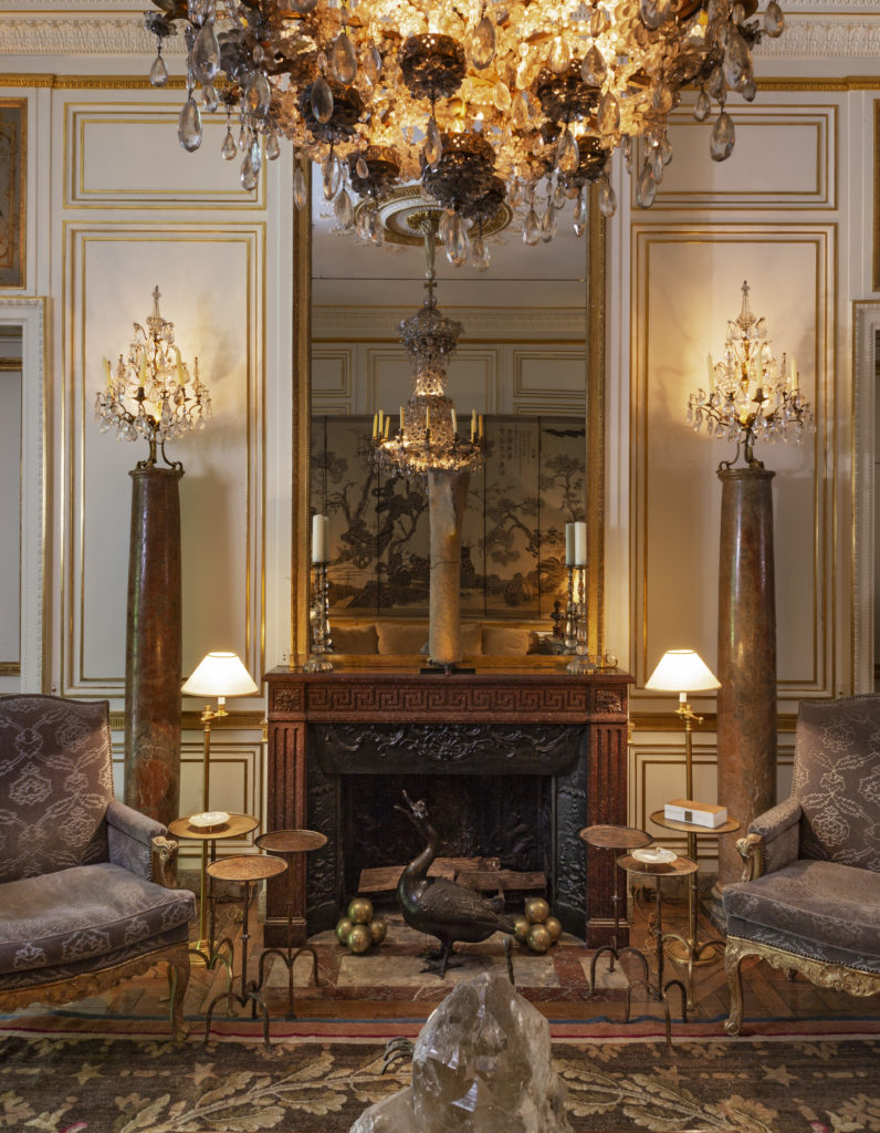 Salon En Pierre Sotheby S Paris Is Selling Off The Last Of Pierre Bergé And Yves