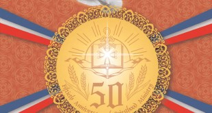 50 Years of Service in God's Light-1