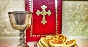 The Order of Preparing the Holy Eucharist