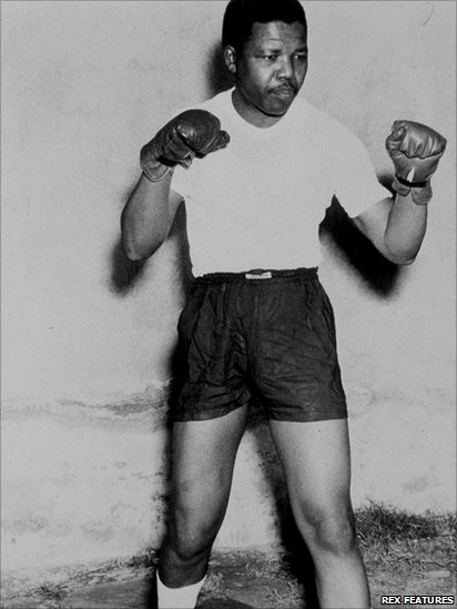 Volleyball Wallpaper Iphone Young Nelson Mandela Boxing