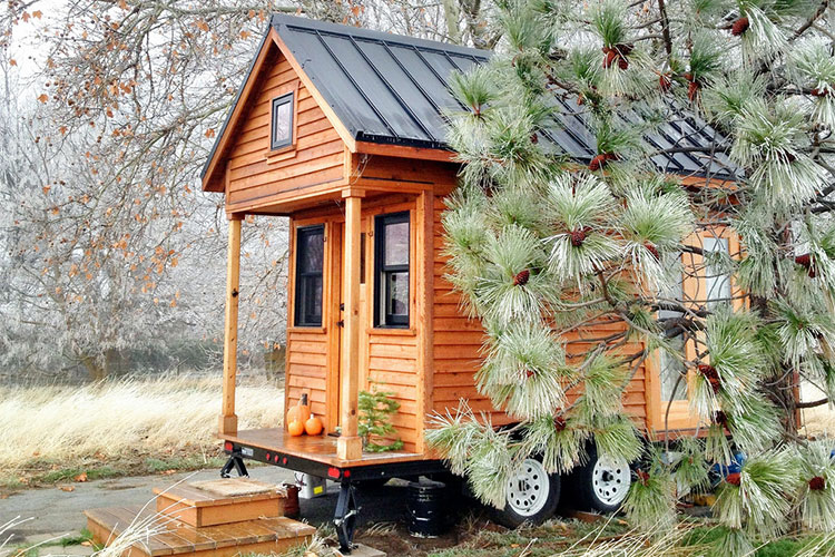 The Psychology Behind The Tiny House Movement | Berkeley News