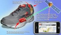 shoe GPS