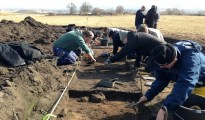 New Excavations Indicate Use of Fertilisers 5,000 Years Ago. Credit: University of Gothenburg