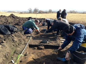 New Excavations Indicate Use of Fertilisers 5,000 Years Ago. Credit: University of Gothenburg