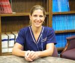 This is UTMB's Dr. Taylor Riall, lead author of the study. Image Credit: Guidry News Service