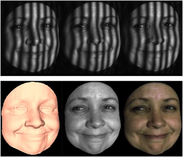 3d reconstruction faces