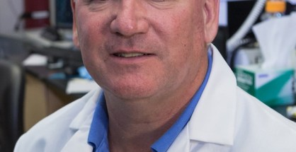 Patrick Griffin is chair of The Scripps Research Institute Department of Molecular Therapeutics and director of the Translational Research Institute at Scripps Florida. (Photo courtesy of The Scripps Research Institute.)
