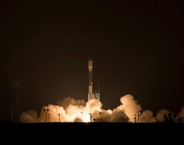 NASA SMAP launch