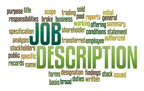 5 Critical Components Every Job Description Must Contain - HR Daily - Stock Job Description