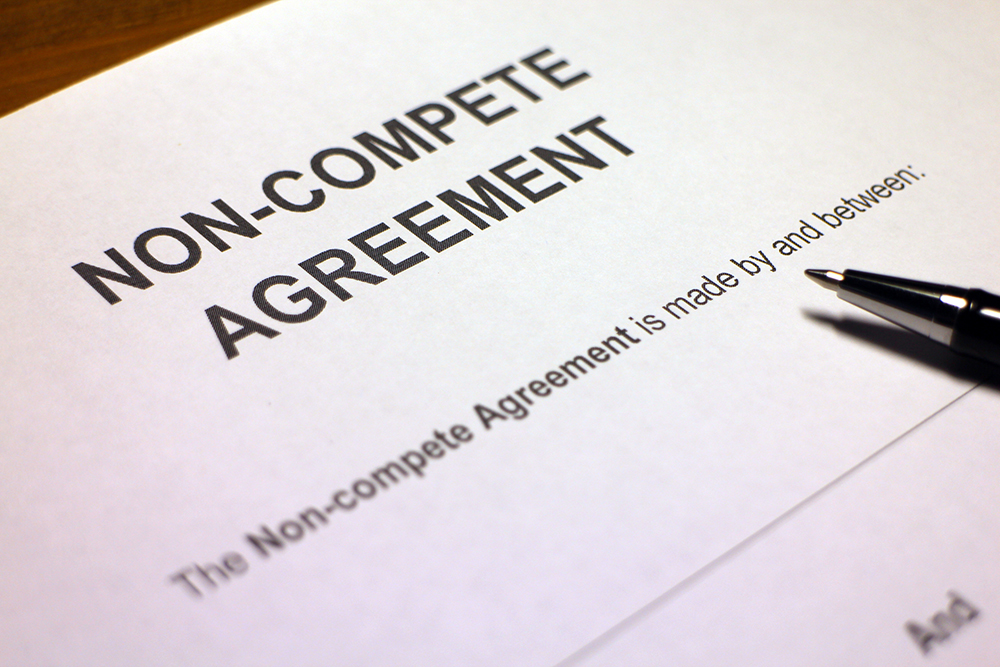 Limits of Noncompete, No-Poaching, and No-Hire Agreements - HR