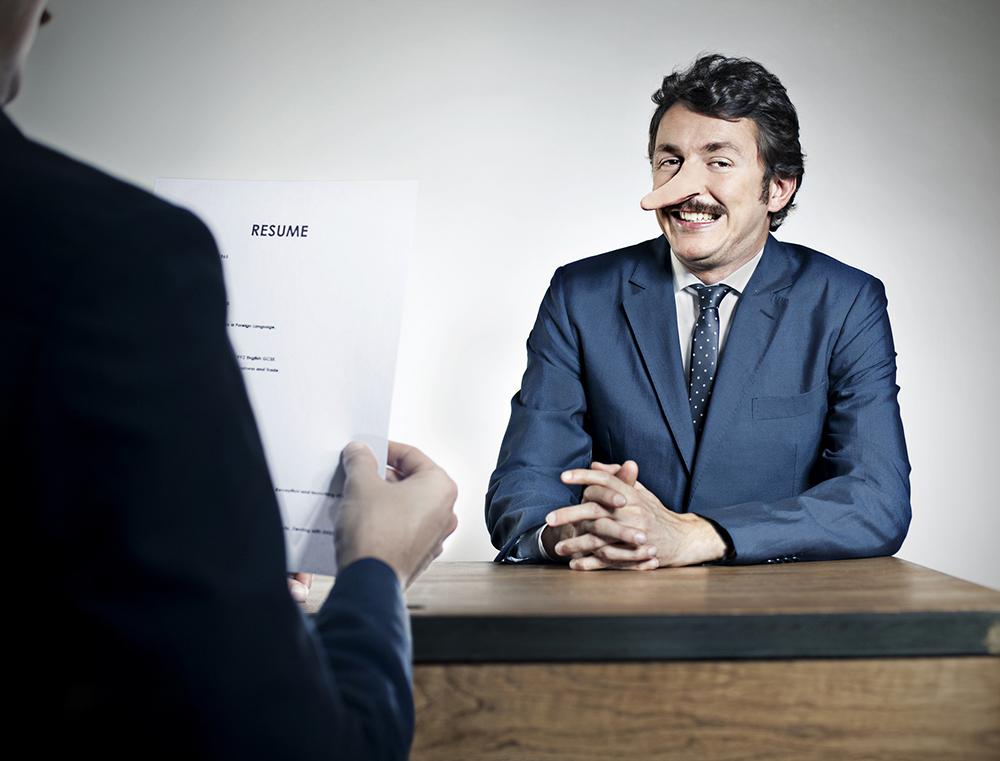 Résumé Fact or Fiction Tips for Handling False or Misleading Résumé