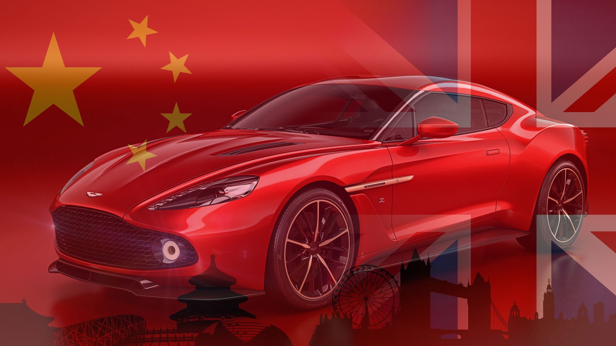 Vehicle Manufacturers In The Uk Uk Car Industry Giants Look To China On May S Visit Cgtn