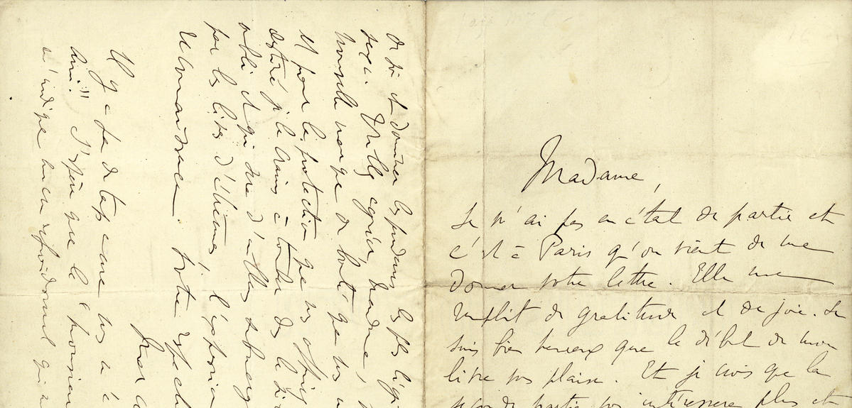 Proust\u0027s Letters To Go Online CNRS News