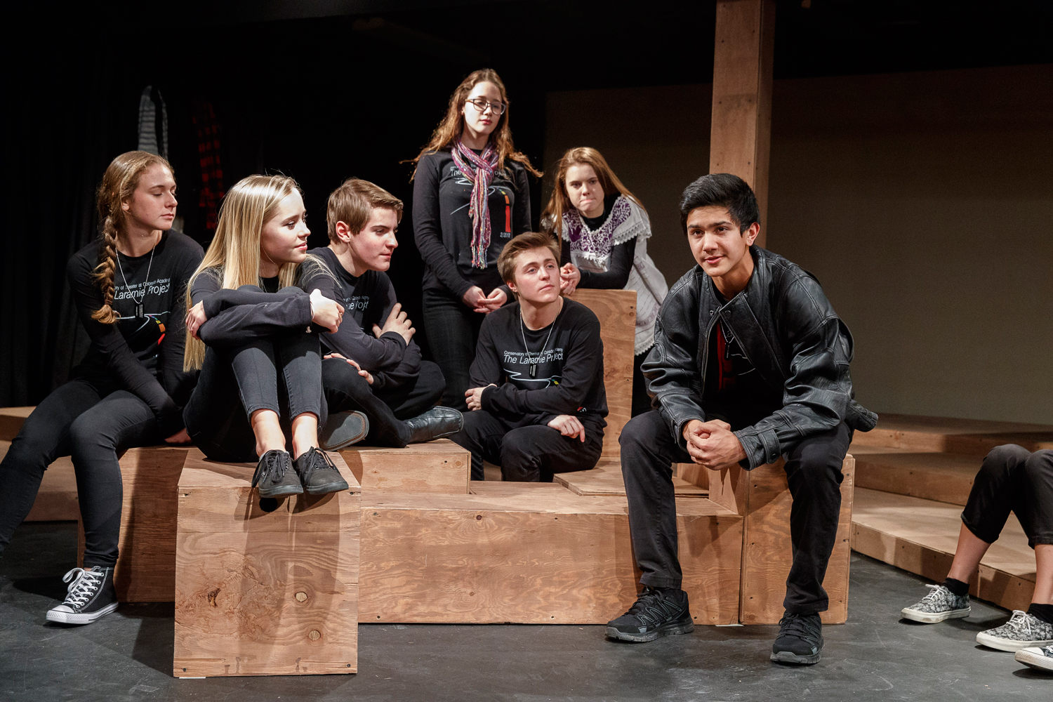photo essay the laramie project colorado academy news