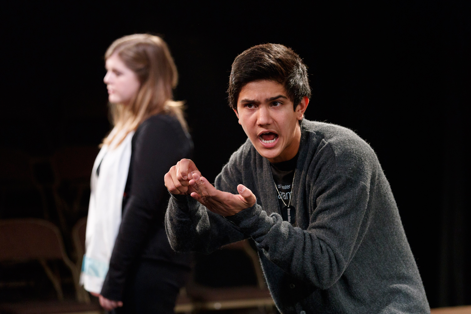 photo essay the laramie project colorado academy news photo essay the laramie project