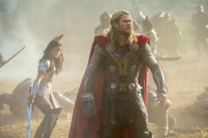 Thor 2 Sif Thor