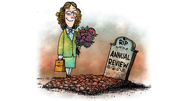 Let\u0027s Bury Annual Performance Reviews 2015-04-01 Credit Union