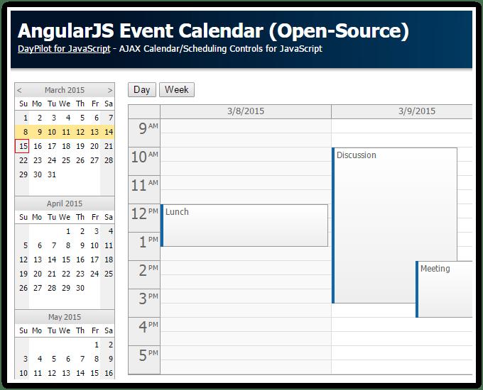 Make Calendar Using Html Make A Jesse Tree Advent Calendar To Celebrate Christmas Tutorial Angularjs Event Calendar Php Aspnet Mvc 5
