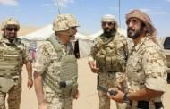 """ابناء ملك البحرين يشاركوا في عملية تحرير سد مارب """"صور"""""""