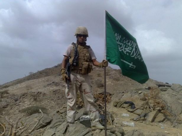 جندي سعودي