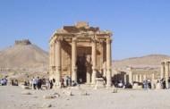داعش تهدم معبدا أثريا وسط مدينة تدمر السورية