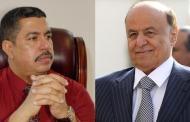 """الرئيس هادي سيطيح برئيس حكومته """"بحاح"""" بتعديل وزاري مرتقب في الساعات القادمة"""