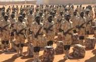 وصول الف مقاتل يمني لجبهات القتال في مارب