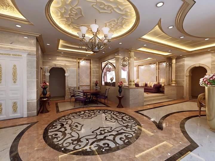 صور قصر علي عبدالله صالح