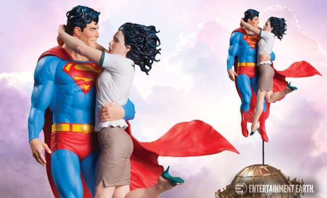Doctor Symbol Hd Wallpaper Superman And Lois Lane Are The Couple Who Soars Above The Rest