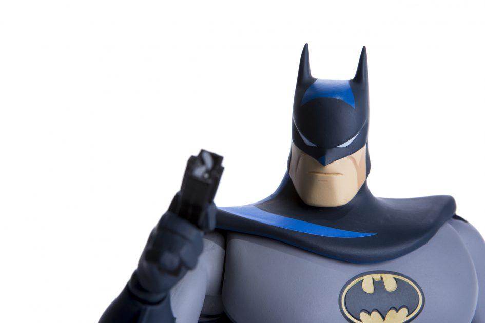 Mondo\u0027s New Batman TAS Action Figure Is Unbelievably Detailed