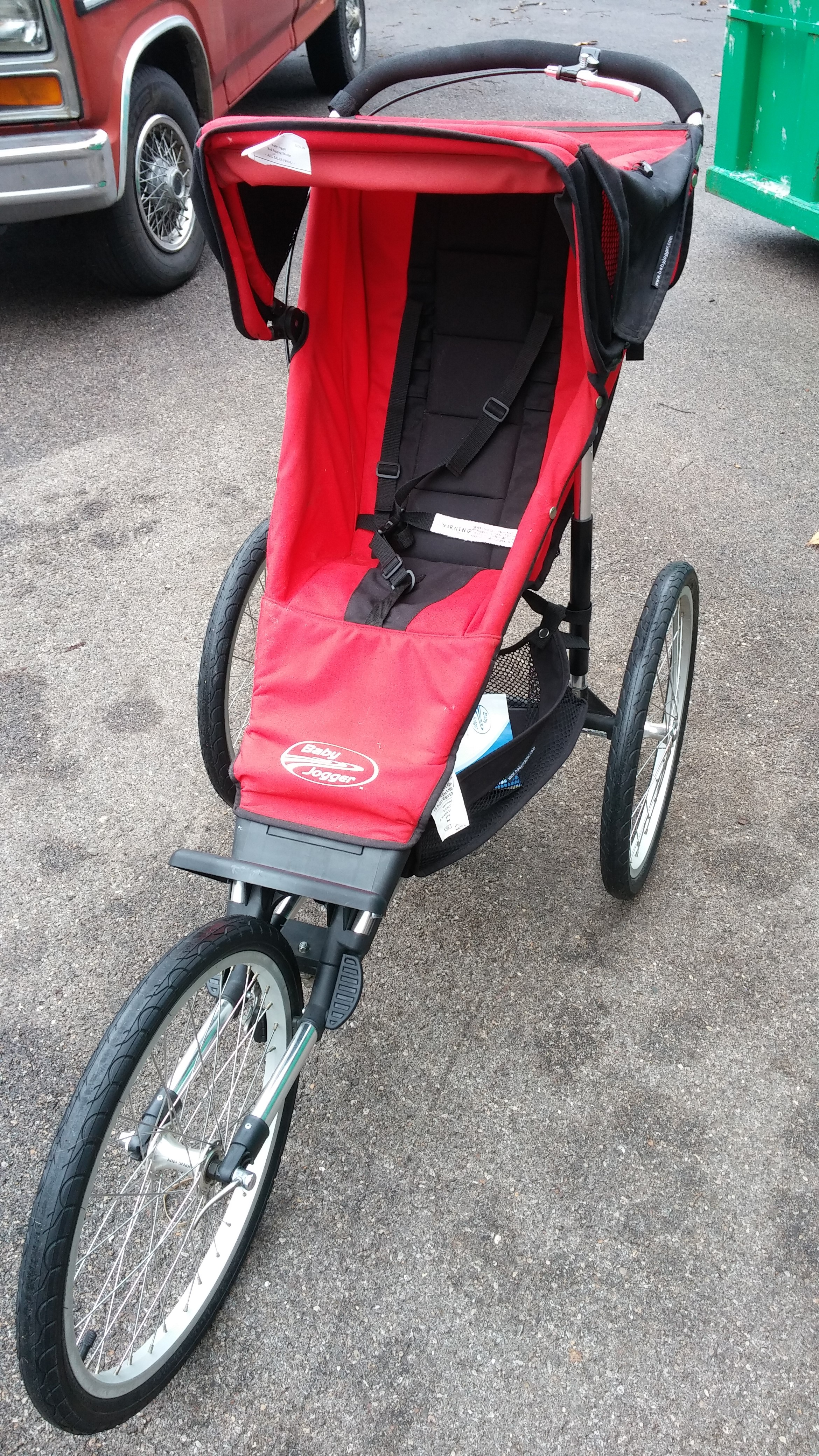 "Pram Jogging Stroller For Sale ""baby Jogger"" Jogging Running Stroller News"