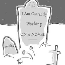 i am currently working on a novel