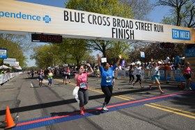 Runners will register through a lottery to accommodate the large number of registrants, and winners will be posted on broadstreetrun.com on Tuesday, February 16.