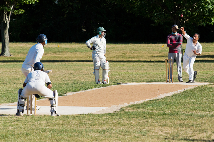 Cricketers maintain their wicket ways Illinois