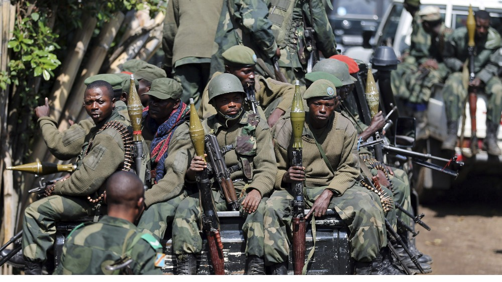Itv Calendar News Today  Congolese Army Waits Outside Seized Goma Itv News