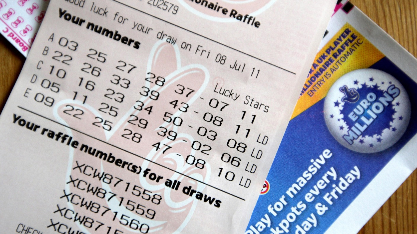 Lotto Euromillions Missing Uk Ticket Holder Claims 76m Euromillions Jackpot Itv News