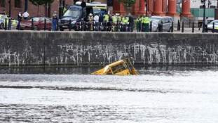Investigation Launched After Amphibious Tour Bus Sinks In